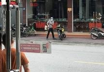 Danh tính đối tượng cướp tiệm vàng tại Quảng Ninh