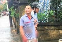 truy to bi can trong vu tham sat tai dan phuong