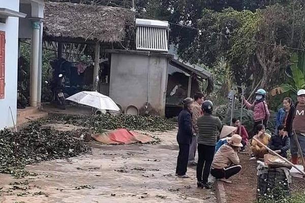 Thảm sát 5 người chết ở Thái Nguyên