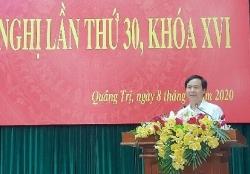 Quảng Trị có tân Chủ tịch, Phó Chủ tịch UBND tỉnh