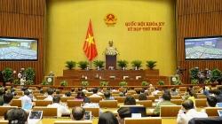 Quốc hội bổ sung chương trình kỳ họp nội dung phòng, chống dịch COVID-19