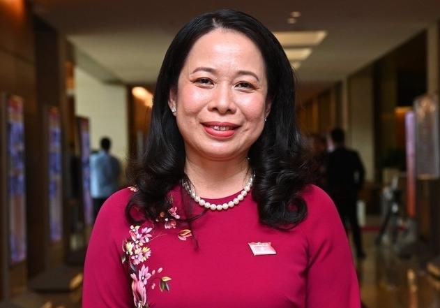 Đồng chí Võ Thị Ánh Xuân tái đắc cử chức Phó Chủ tịch nước