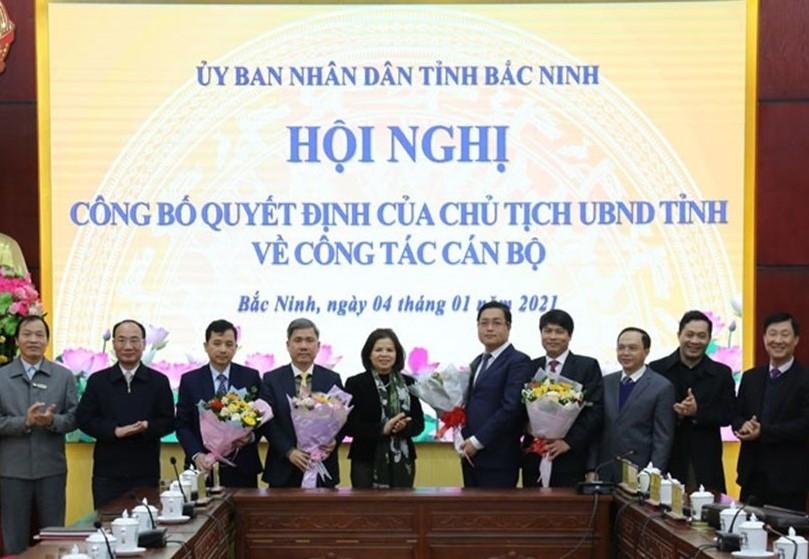Bắc Ninh: Ông Nguyễn Nhân Chinh được bổ nhiệm làm Giám đốc Sở LĐTB&XH