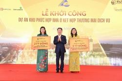T&T Group khởi công khu phức hợp nhà ở - thương mại dịch vụ tại trung tâm Long Xuyên