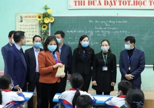 Bắc Ninh: Cho trẻ, học sinh, sinh viên nghỉ học để phòng chống Covid-19