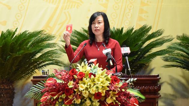 Bắc Ninh: Bà Đào Hồng Lan được bầu là Ủy viên chính thức BCH Trung ương Đảng khóa XIII