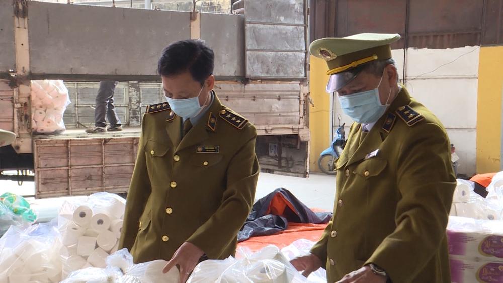 Cục QLTT Bắc Ninh chung tay cùng tỉnh Hải Dương phòng, chống dịch Covid-19