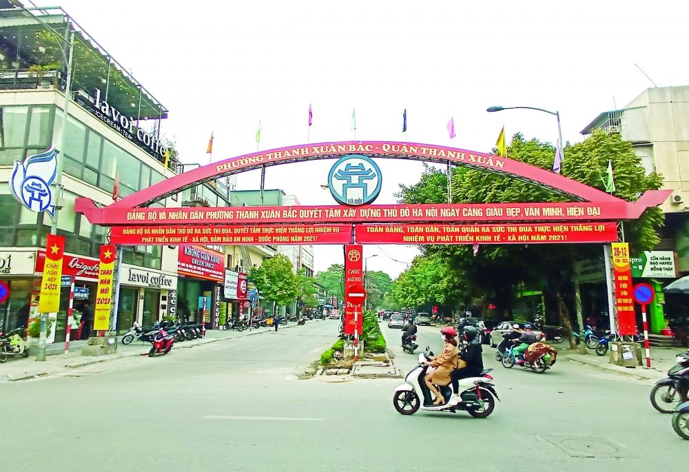 Quận Thanh Xuân: Điểm sáng trong phát triển kinh tế - xã hội của Thủ đô