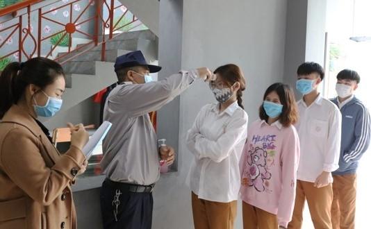Bắc Ninh chỉ đạo các trường học đảm bảo công tác phòng chống dịch Covid-19