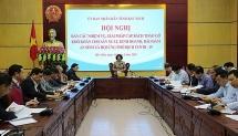 Bắc Ninh họp bàn giải pháp tháo gỡ khó khăn cho doanh nghiệp