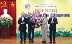 Bí thư huyện Tiên Du được bổ nhiệm làm Giám đốc Sở Tài nguyên và Môi trường Bắc Ninh