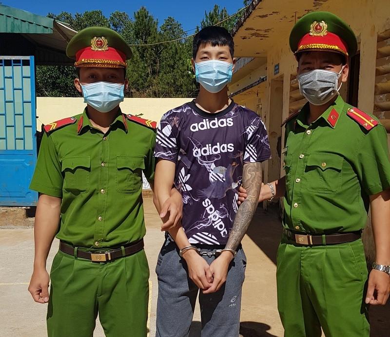 Trốn vào Tây Nguyên bán ma túy khi đang bị Công an Bắc Ninh truy nã