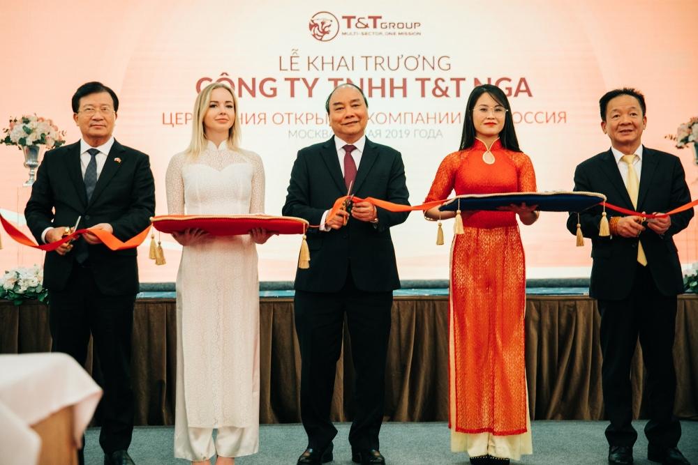 T&T Group bắt tay với đối tác Nga nhằm tìm giải pháp tháo gỡ khó khăn cho du lịch