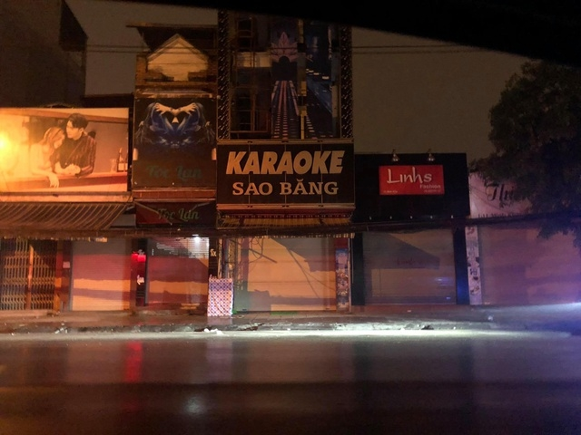 bac ninh can manh tay voi quan karaoke sao bang chong chi thi cua thu tuong o tu son