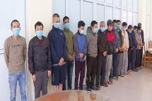 Từ Sơn - Bắc Ninh: Khởi tố 12 đối tượng về tội đánh bạc và tổ chức đánh bạc