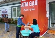 Bắc Ninh: Hàng chục tấn gạo miễn phí cho người lao động khó khăn
