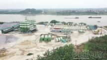 Bảo vệ môi trường ven sông: Bắc Ninh gặp khó với những sai phạm cũ