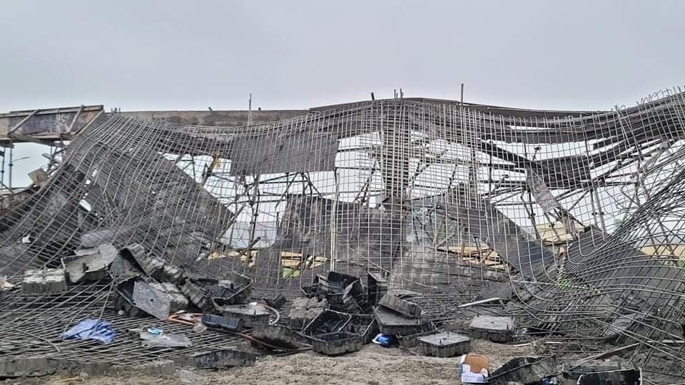 Bắc Ninh: Công trình bị sập giàn giáo khiến 2 người tử vong là của Công ty TNHH in Thanh Long