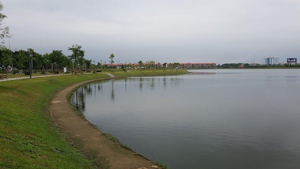 Phát hiện thi thể nam giới tại hồ điều hòa tài Bắc Ninh
