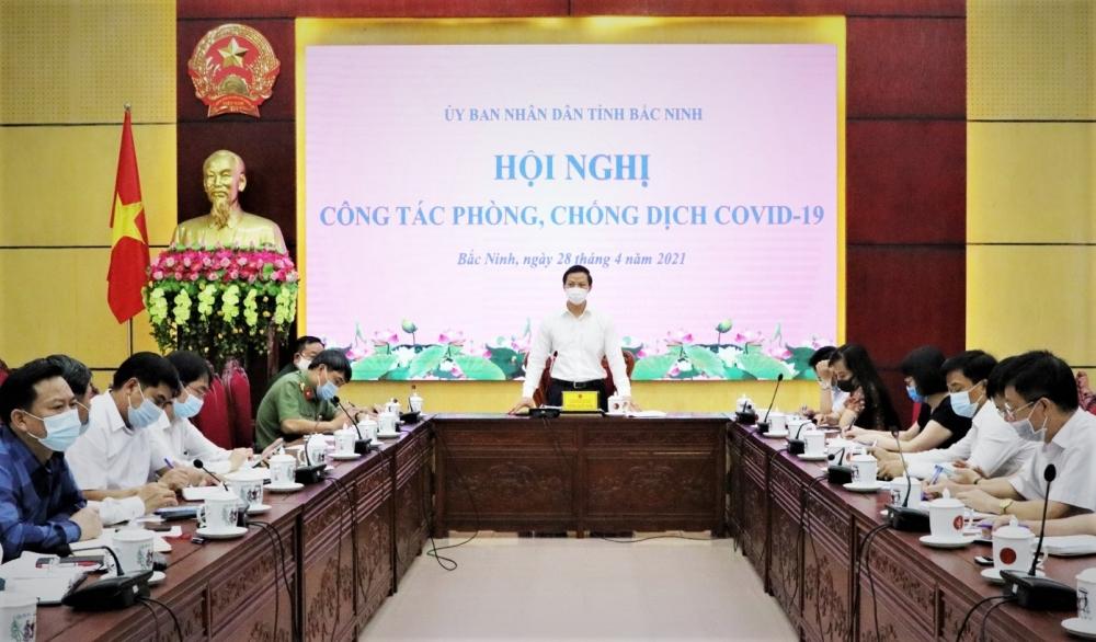 Bắc Ninh sẽ xử phạt các trường hợp không đeo khẩu trang nơi công cộng