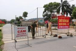 Bắc Ninh: Toàn huyện Yên Phong được nới lỏng giãn cách xã hội