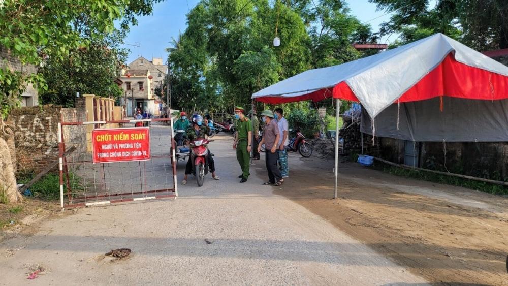 Bắc Ninh: Thực hiện giãn cách xã hội đối với huyện Yên Phong theo chỉ thị 16 của Thủ tướng