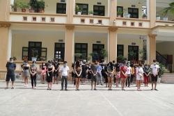 Bắc Ninh: Hoàn thiện hồ sơ, khởi tố nhiều đối tượng trong vụ 33 thanh niên đi hát karaoke giữa mùa dịch