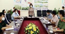 Bắc Ninh: Truy vết thần tốc, test nhanh các trường hợp liên quan đến 2 công nhân Samsung