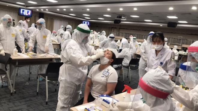 Bắc Ninh tiếp tục rà soát, tìm người về từ Bệnh viện Việt Đức
