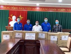 Hội Sinh viên Bắc Giang tại Hà Nội chung tay cùng tỉnh nhà phòng, chống Covid-19
