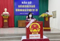 Bắc Ninh: Toàn tỉnh có 833.859 cử tri đi bầu cử, đạt tỷ lệ 99,07%