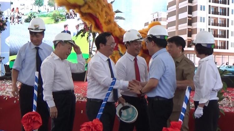 HUD khởi công dự án nhà ở xã hội tại huyện Mê Linh