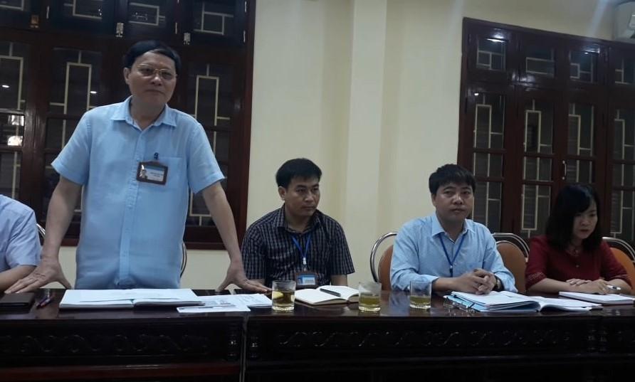 """Bắc Ninh: Vì """"thương người"""" mà Giám đốc Sở VHTT&DL sửa kết luận thanh tra"""