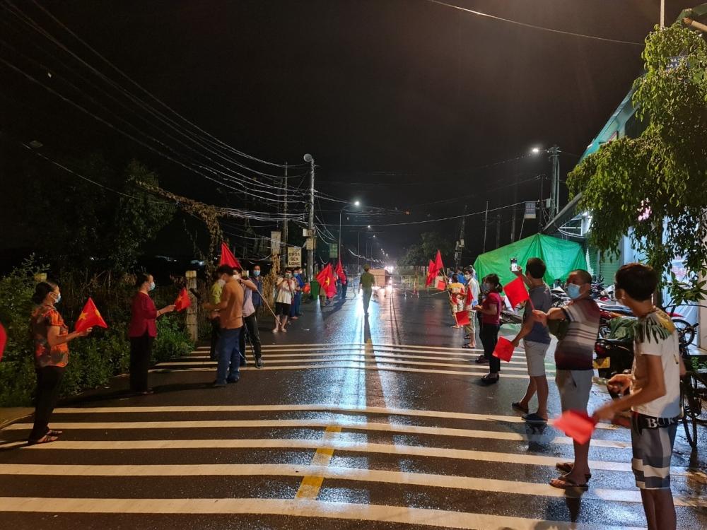 Bắc Ninh: 2 huyện và 1 thị xã kết thúc giãn cách xã hội từ ngày 4/7