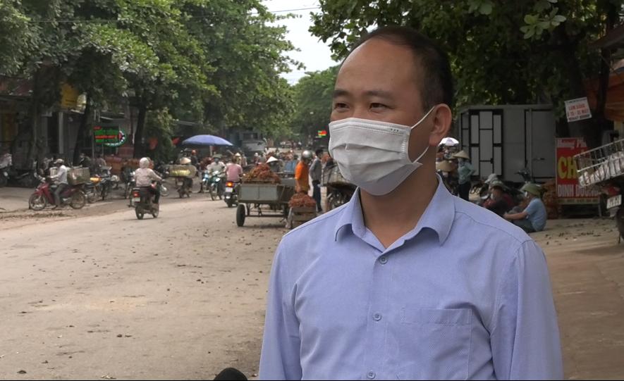 Bắc Giang: Giá vải thiều Lục Ngạn không bị ảnh hưởng nhiều bởi dịch
