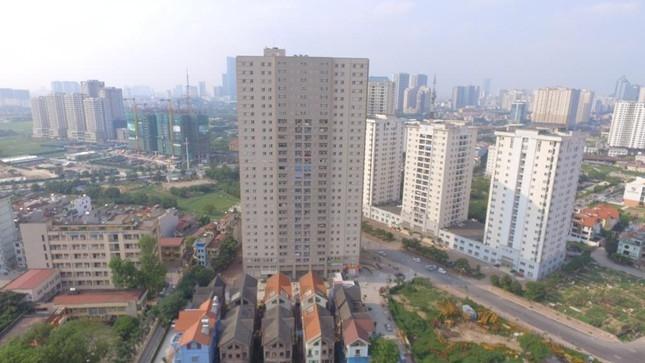 Thanh tra Chính phủ đã chỉ ra hàng loạt sai phạm tại chung cư tại phường Trung Văn