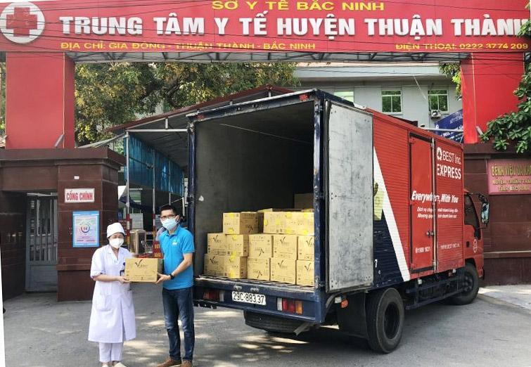 Bắc Ninh giải thể bệnh viện dã chiến số 3 tại huyện Thuận Thành