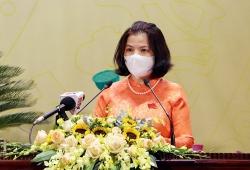 Bắc Ninh: Bà Nguyễn Hương Giang tái đắc cử chức Chủ tịch UBND tỉnh với số phiếu tín nhiệm tuyệt đối
