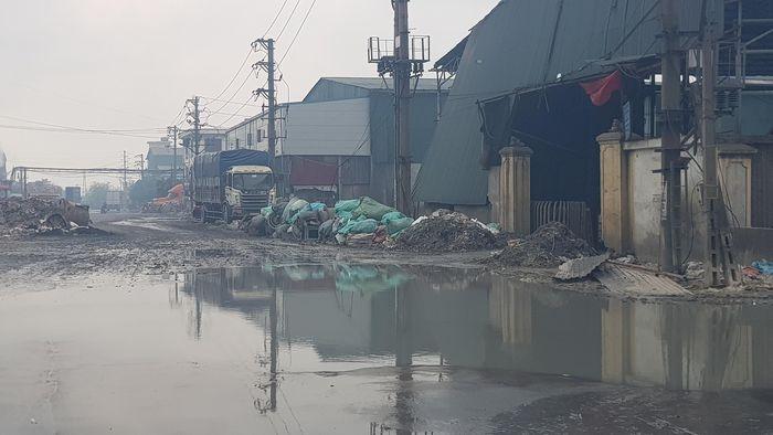 Bắc Ninh: Đề xuất cắt điện các cơ sở sản xuất giấy vi phạm trên đất nông nghiệp tại Phong Khê