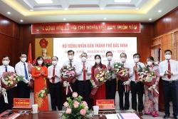 Ông Nguyễn Song Hà tái đắc cử chức Chủ tịch UBND thành phố Bắc Ninh