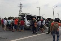 """Cao tốc Hà Nội - Bắc Giang: Lái xe phải trả phí để """"mua"""" nguy hiểm"""