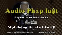 Audio Pháp luật ngày 8/7: Hà Nội chấm dứt hoạt động 30 dự án giữ đất vàng