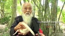 lao nong nuoi bach xa lam thu cung o an giang