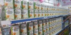 """Sữa bột Đông Trùng Hạ Thảo Hồng Sâm Ngọc Linh """"mập mờ"""" thông tin, công dụng"""