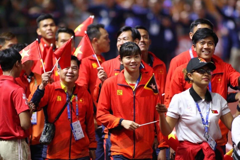 Bắc Ninh và một số tỉnh thành được chọn làm địa điểm tổ chức SEA Games 31