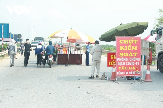 Bắc Ninh: Thành lập chốt liên ngành cấp tỉnh nhằm kiểm soát dịch Covid-19