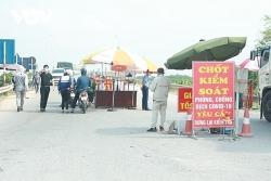 Khẩn: Bắc Ninh chỉ đạo rà soát các trường hợp về từ ổ dịch