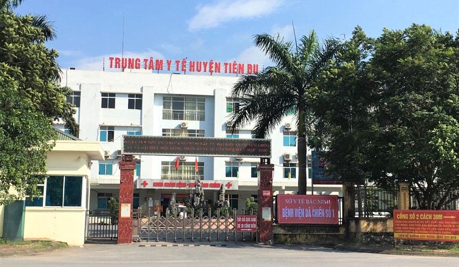 Bắc Ninh: Giải thể bệnh viện dã chiến số 1 tại huyện Tiên Du