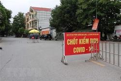 Bắc Ninh: Phường Võ Cường chuyển sang giãn cách theo Chỉ thị 19