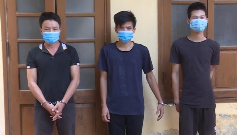 Bắc Ninh: Khởi tố nhóm đối tượng gây ra 3 vụ trộm cắp xe máy